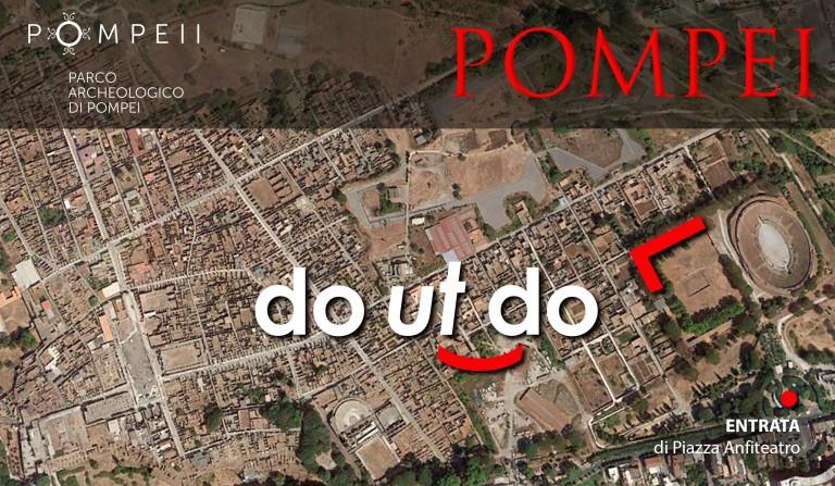 Inaugurazione Mostra do ut do a Pompei