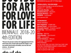 Save the date - doutdo in ARTE FIERA 2020